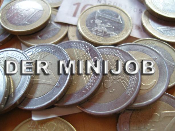 400 euro minijob