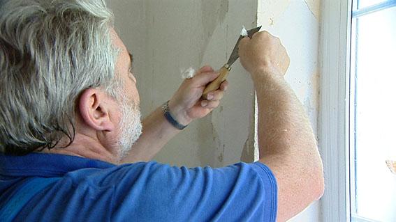 Alte Tapeten Komplett Entfernen : m?glich die Tapete zu entfernen, ohne die Wand dabei zu besch?digen