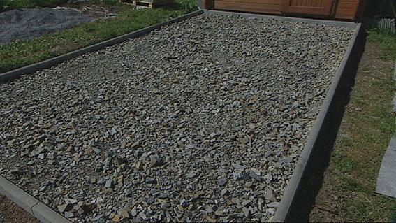 zur sendung vom 24. mai 2011- wie baue ich eine steinterrasse, Gartenarbeit ideen