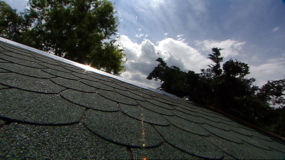 teerpappe verlegen auf dem dach