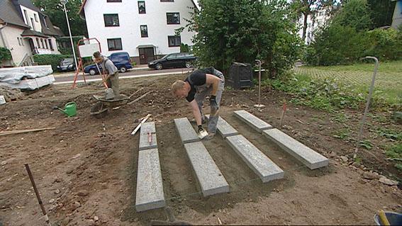 Gartenhaus Holz Ohne Fundament ~ 14 fundamente