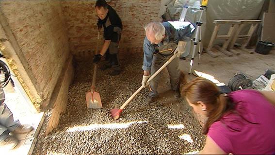Fußboden Sanieren Aufbau ~ Zur sendung vom 28. mai 2013 u2013 bodenaufbau in einem alten haus