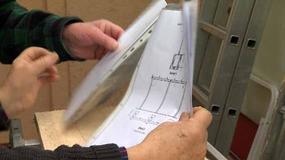 TerrassenUberdachung Holz Zeichnung ~ Deshalb hat Wilhelm G unsere Handwerkerbrigade um Unterstützung